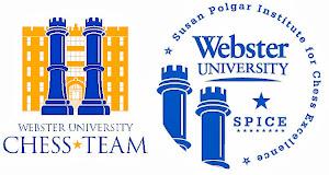 2013-2014 Webster University Chess Team