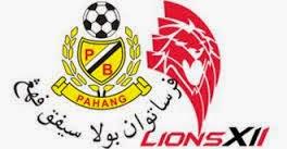 Pahang Vs Lions XII Piala Malaysia