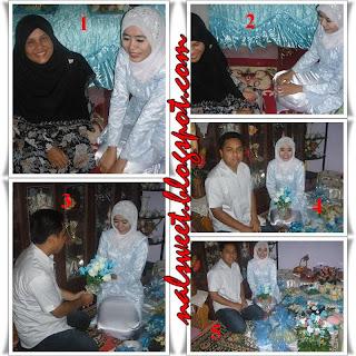 Foto Sekitar Majlis Pertunangan Nubhan Dan Afifah Hidayah