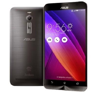 Harga Asus Zenfone 2, Android Pertama Dengan RAM 4GB