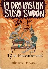 Concierto Pedro Pastor & Suso Sudón