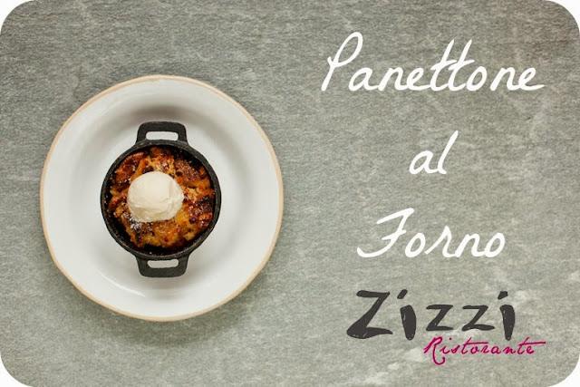 Panettone al Forno from Zizzi Ristorante