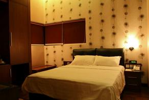 Kamar tipe Superior Room di guest house Omah Qu yogyakarta