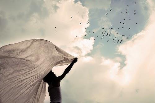 kebebasan, flying bird, burung bebas berterbangan, fatin liyana, yuyu zulaikha, hasrulhassan, ben ashaari
