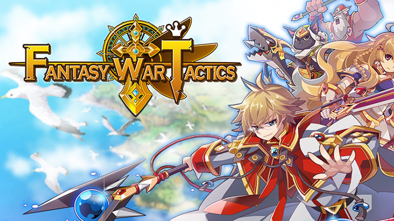 Fantasy War Tactics Gameplay IOS / Android