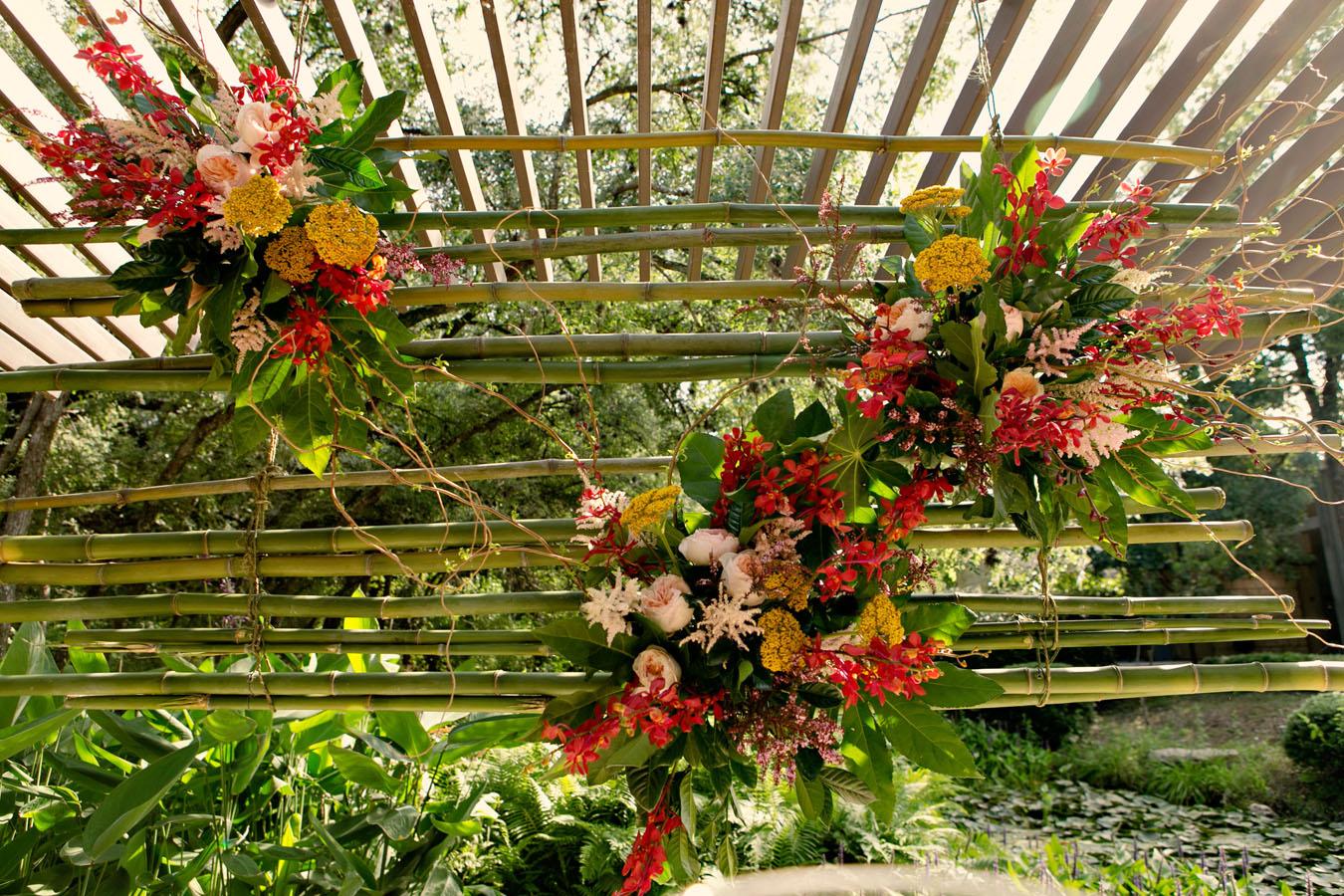 Christina Scott 39 S Umlauf Sculpture Garden Wedding