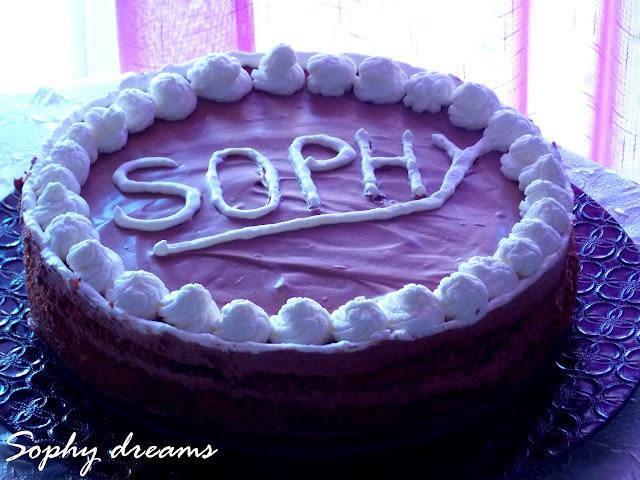 τούρτα σοκολατας