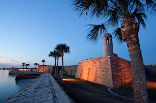 St Augustine Listed as One of Best Trips 2013 -- National Geographic's Traveler Magazine 3  castillo de san marcos saint St. Francis Inn St. Augustine Bed and Breakfast