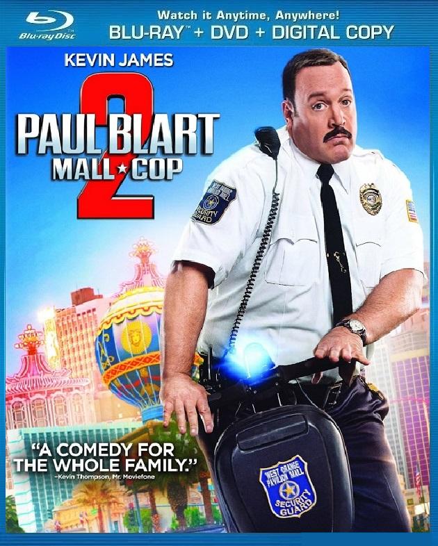 Paul Blart Mall Cop 2 (2015) พอล บลาร์ท ยอดรปภ.หงอไม่เป็น 2 [Master มาใหม่]