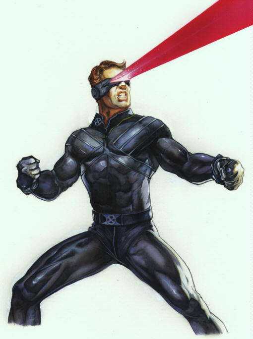X Men Cyclops First Class Inch by Inch: May 2013