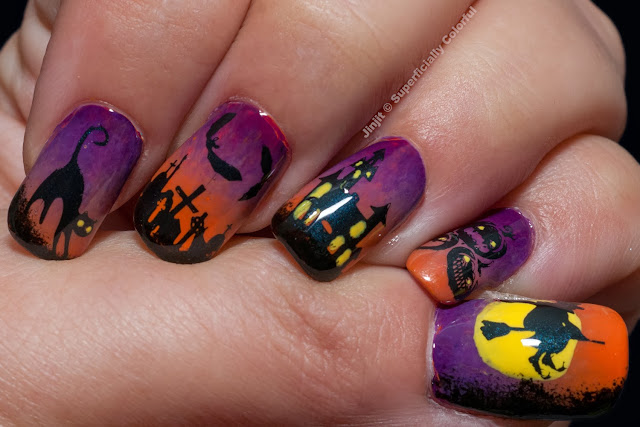 Picture Polish Citrus Wisteria Violet Femme Bundle Monster
