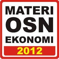 Soal OSN Ekonomi SMA 2012