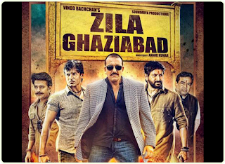 Zila Ghaziabad (2013) (Audio Cleaned) - DVDSCREENER Full Movie Free Download