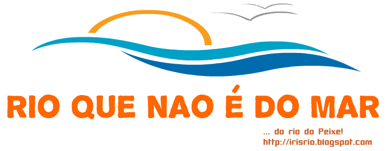 RIO QUE NÃO É DO MAR