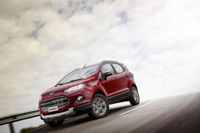 Ford EcoSport 1.6 Automático - preços e especificações