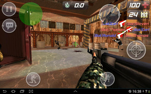 Critical Missions: SWAT game
