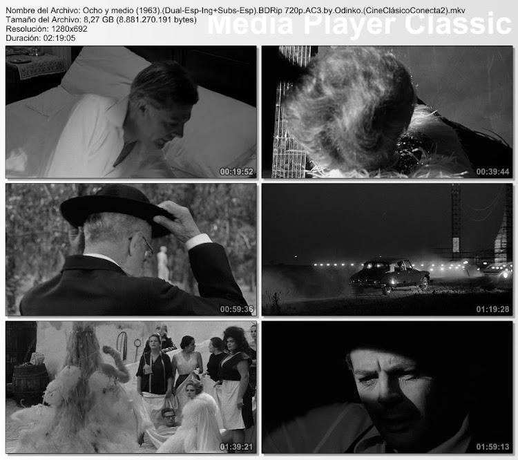 Imágenes de la película: 8 y medio | 1963 | Otto e mezzo