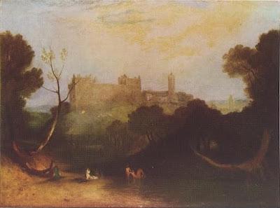Linlithgow Palace de Joseph M.W.Turner