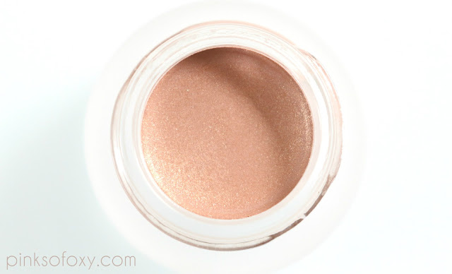 100 Percent Pure Fiji Eyeshadow Review