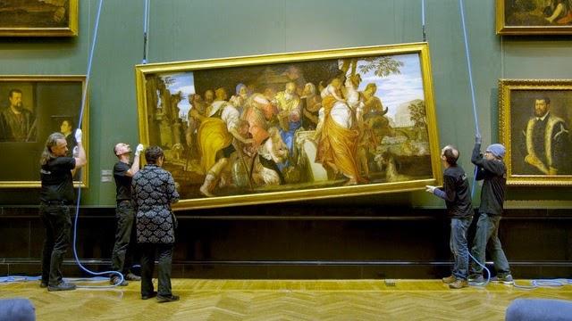 Velkolepé muzeum (Das Große Museum) – Recenze