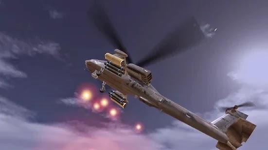 Gunship Battle Helicopter 3D Para Hilesi Mod Apk