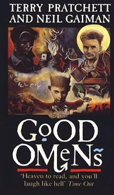 Good Omens, Terry Pratchett, Neil Gaiman