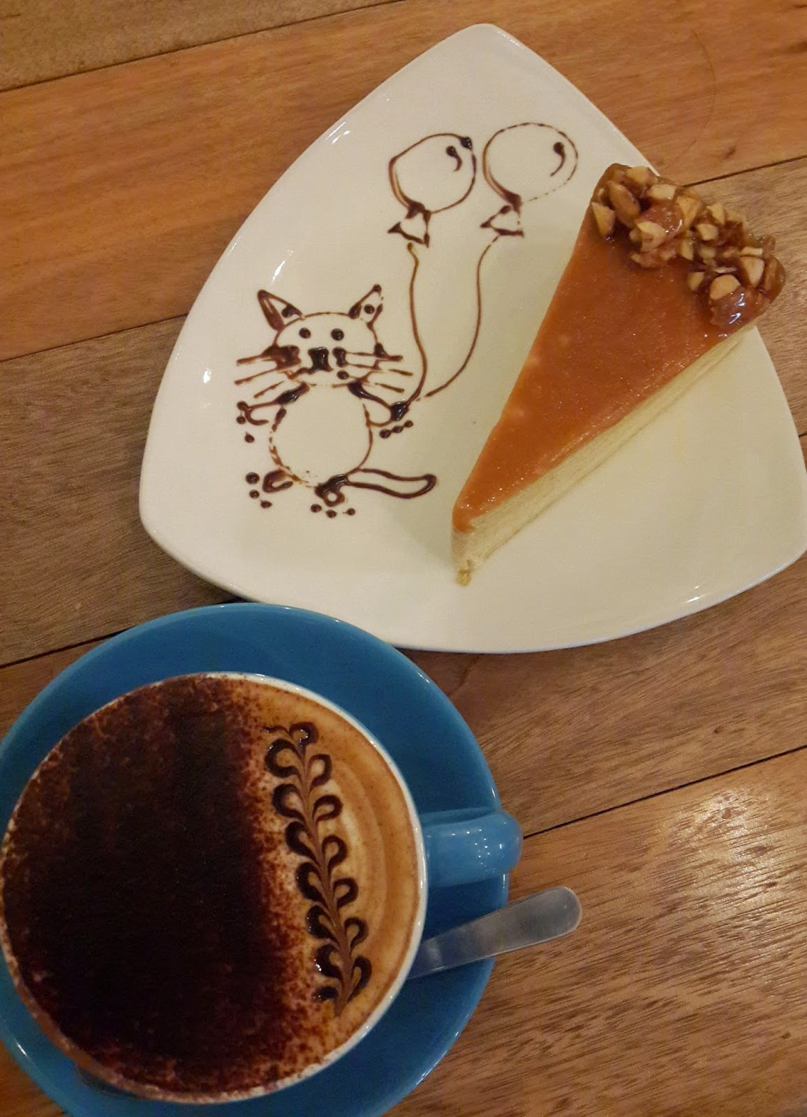 lurvethelife: CAFFEine; Setia Walk, Puchong.