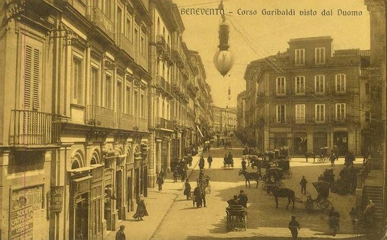Corso Garibaldi visto dal Duomo
