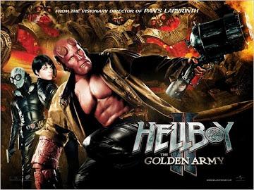 "Especial-DEL TORO: ""HELLBOY 2 - O EXÉRCITO DOURADO"" (2008)"