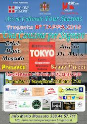 8^TAPPA - domenica 11 Novembre Via pavia 63 ALESSANDRIA
