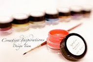 I design for Creative inspiration Paints