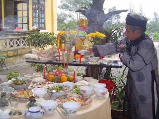 My first Đêm Giao Thừa