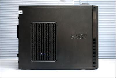 acer veriton m670g komputer bekas murah built-up uberma computer kanan