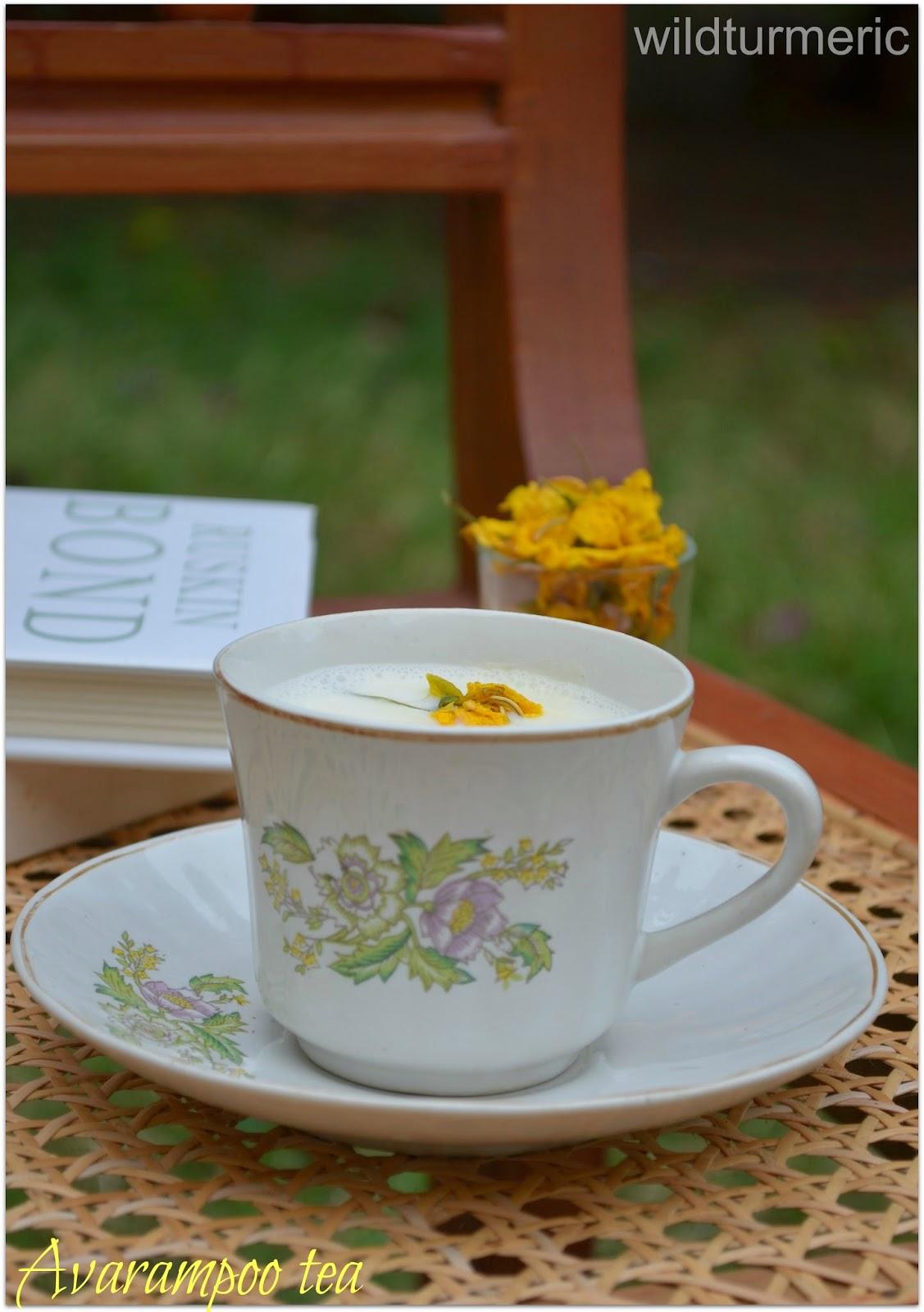 Avaram Poo Flower Tea Recipe + Health Benefits