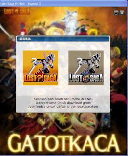 how to download lost saga