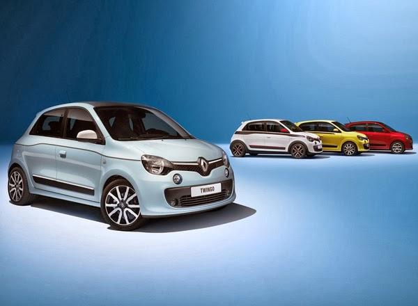 En yeni Renault
