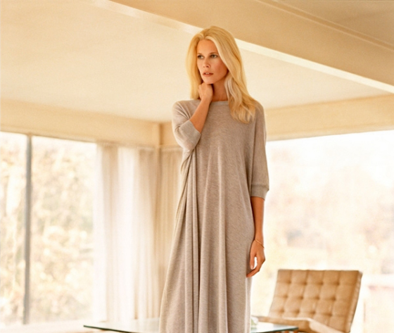 exclu photos claudia schiffer collection 2012