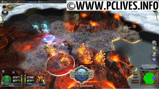 how to download full version pc game Warlock Master of the Arcane 2012