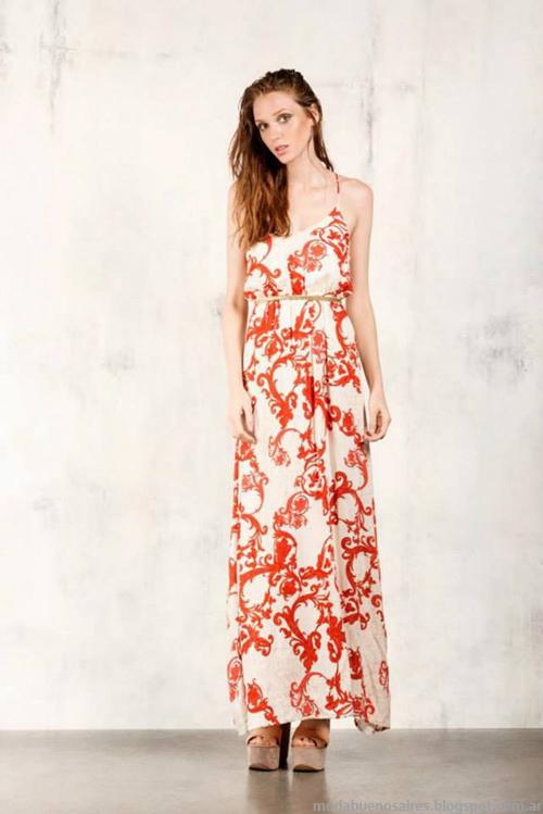 Akiabara vestidos 2014. Moda 2014.