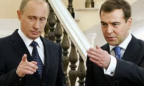 Russian President and orders Russian Prime Minister to remove officials for State Company Boards