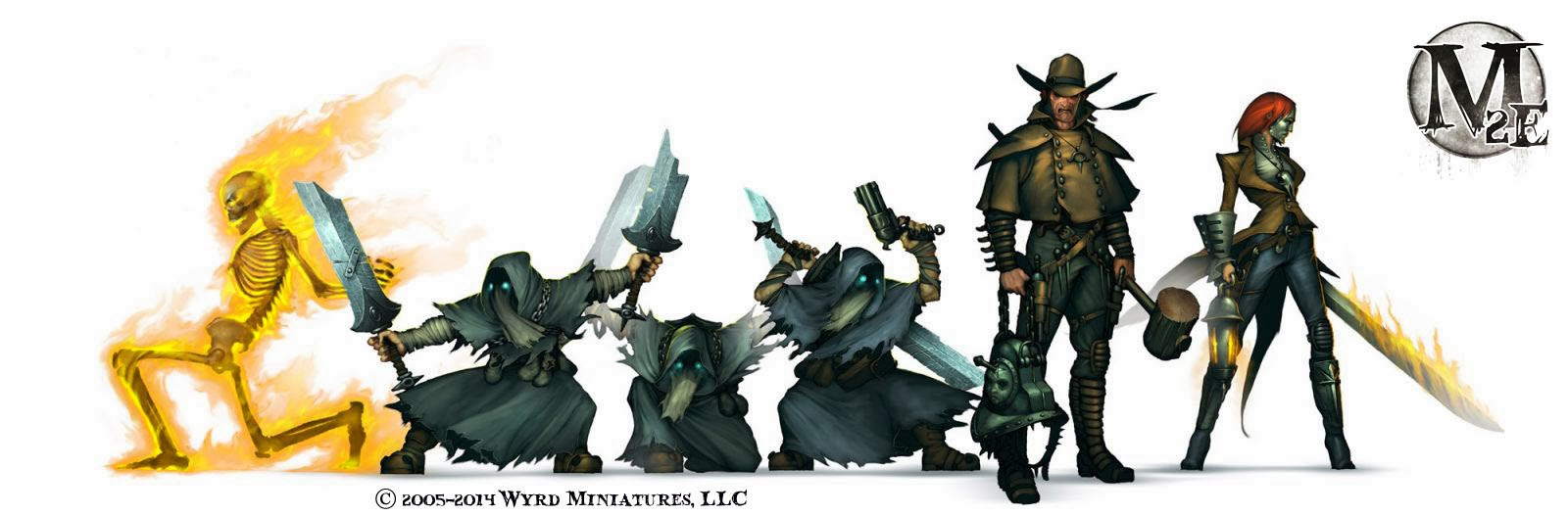 Malifaux Artwork
