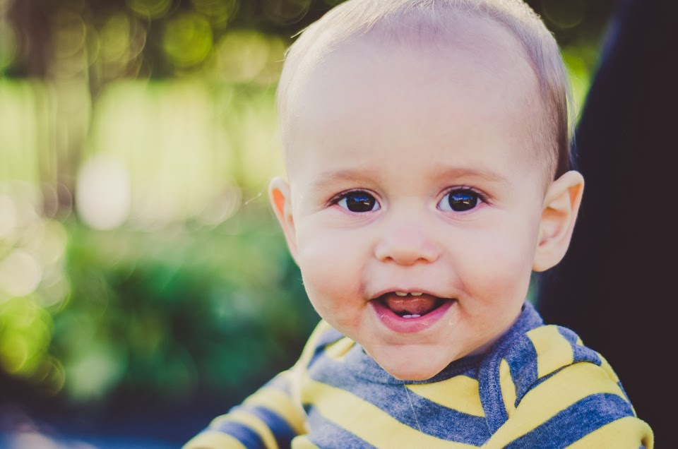 baby picture of a cute baby boy in Fort Wayne, Indiana