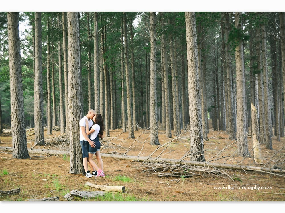 DK Photography BLOGLAST-188 Bianca & Ryan's Engagement Shoot in Tokai Forest  Cape Town Wedding photographer