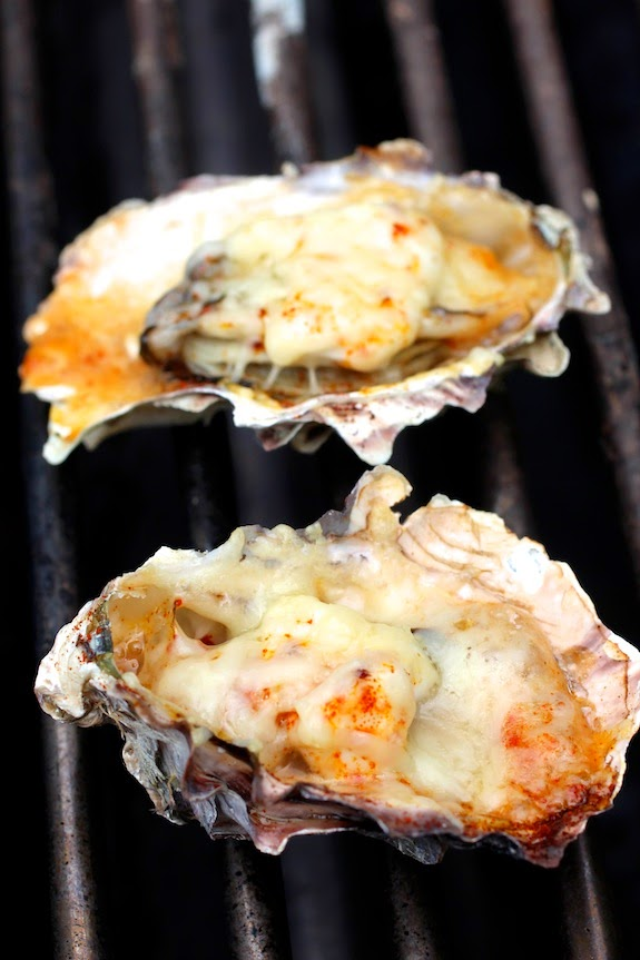 Grilled Oysters 4| Korean Recipes