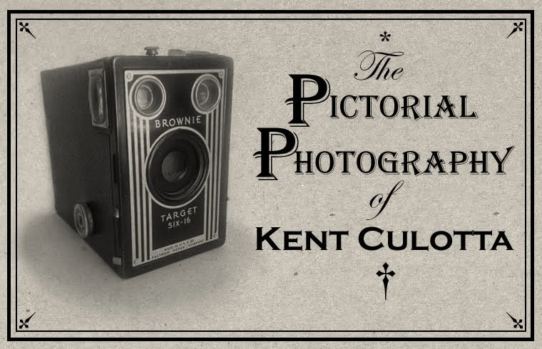 The Pictorial Photography of Kent Culotta