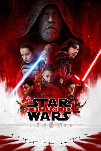 Star Wars: Os Últimos Jedi 3D Torrent - BluRay 1080p Dual Áudio