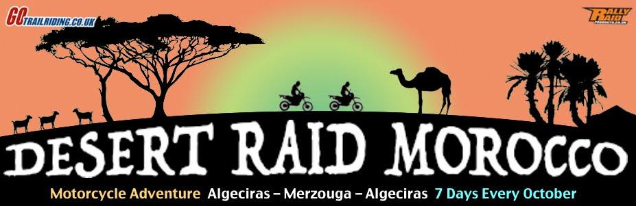 Desert Raid Morocco