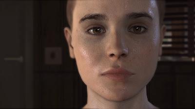 Beyond Two Souls Ellen Page