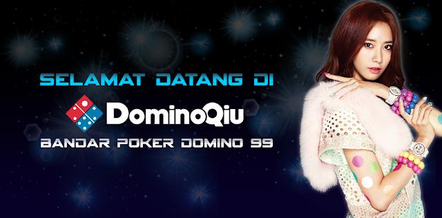 DominoQiu.com Bandar Domino QQ Terpercaya