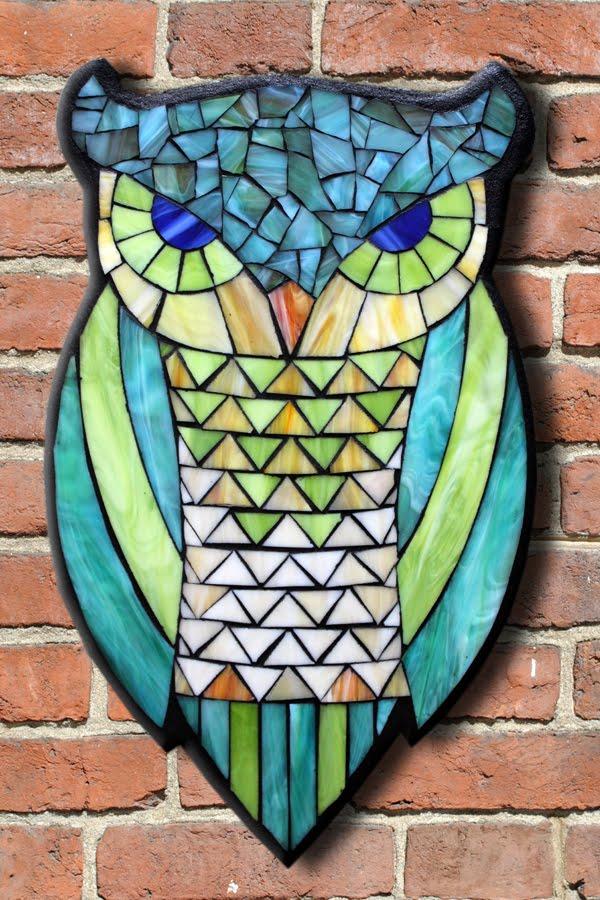 Student Work - Owl
